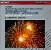 Handel, English Chamber Orchestra, Raymond Leppard - Music For The Royal Fireworks/Water Music