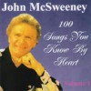 Product Image: John McSweeney - 100 Songs You Know By Heart Vol 1