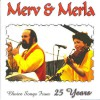 Product Image: Merv And Merla - Choice Songs From 25 Years
