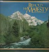 Product Image: Ron Tucker - Behold His Majesty