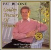 Product Image: Pat Boone - Golden Treasury Of Hymns