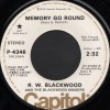Product Image: R W Blackwood & The Blackwood Singers - Memory Go Round