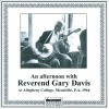 Product Image: Reverend Gary Davis - An Afternoon With Reverend Gary Davis At Allegheny College, Meadville, PA, 1964
