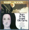Product Image: Wanda Jackson - Tears At The Grand Ole Op'ry