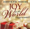 Product Image: Derrick Doc Pearson - Joy To The World: A Christmas Instrumental EP
