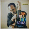Product Image: Leon Bibb - Sings Folk Songs