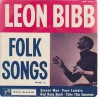 Product Image: Leon Bibb - Folk Songs