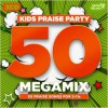 Product Image: Spring Harvest - Kids Praise Party Megamix: 50 Praise Songs For 5-11s