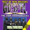 Product Image: Zion Harmonizers  - Best Of New Orleans Gospel Vol 2