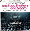 Product Image: Sego Brothers & Naomi - Gospel Concert Special