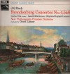 Product Image: J.S Bach New Philharmonia Chamber Orchestra - Brandenburg Concertos Nos. 4,5 & 6