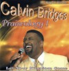 Product Image: Calvin Bridges - Praiseology 1: Let Your Kingdom Come
