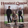 Product Image: Homeland Quartet - Turning Back The Pages