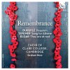 Product Image: Choir of Clare College, Cambridge, Graham Ross  - Remembrance