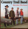 Product Image: Country Trail Band - He's Got The Road