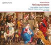 Product Image: Heinrich Schutz, Choeur de Chambre de Namur, La Fenice, Jean Tubéry - Weihnachtshistorie (re-issue)