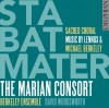Product Image: Lennox & Michael Berkeley, The Marian Consort, David Wordsworth  - Stabat Mater