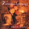 Product Image: David Maddux - Victorian Lovesongs: Songs For The One You Love