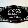 Product Image: Brock Diamond - 3 Song Acoustic