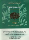 Product Image: Jonathan Urie - Hope: Poems And Inspirational Words By Helen Steiner Rice