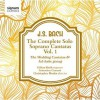 Product Image: J S Bach, Gillian Keith, Armonico Consort, Christopher Monks  - The Complete Solo Soprano Cantatas Vol 1