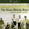 Product Image: Dixie Melody Boys - Historic Journey Volume 4