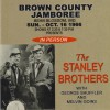 Product Image: The Stanley Brothers - The Last Show Of The Stanley Brothers: Brown County Jamboree