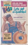 Product Image: The Donut Man - Rob Evans  - Let's Get Acquainted