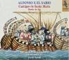 Product Image: Alfonso X The Wise, Hespèrion XXI, La Capella Reial de Catalunya, Jordi Savall  - Cantigas de Santa Maria: Strela Do Dia
