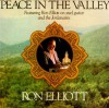 Product Image: Ron Elliott, The Jordanaires - Peace In The Valley: Featuring Ron Elliott On Steel Guitar And The Jordanaires