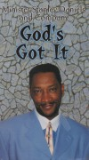 Product Image: Minister Stanley Daniels - God's Got It