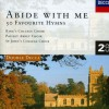 Product Image: King's College Choir, Paisley Abbey Choir, St John's College Choir - Abide With Me: 50 Favourite Hymns