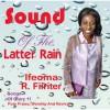 Product Image: Ifeoma R Fiiriter - Sound Of The Latter Rain: Songs Of Glory 11