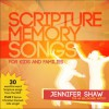 Product Image: Jennifer Shaw - Scripture Memory Songs For Kide And Families