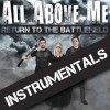 Product Image: All Above Me - Return To The Battlefield Instrumentals