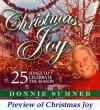 Product Image: Donnie Sumner - Christmas Joy