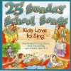 Product Image: Kids Love To Sing - 25 Sunday School Songs