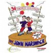 Product Image: John Hardwick - 34 Songs For All Occasions: Double Impact/I'm No Cartoon