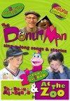 Product Image: The Donut Man - Rob Evans - The Donut All Stars & At The Zoo