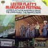 Product Image: The Lewis Family - Lester Flatt & The Nashville Grass & The Lewis Family - The Pinnacle Boys - Lester Flatt's Bluegrass Festival