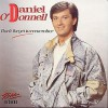 Product Image: Daniel O'Donnell - Don't Forget To Remember