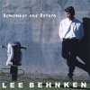 Product Image: Lee Behnken - Remember And Return