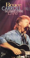 Product Image: Bruce Carroll - One Summer Evening: Live