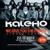 Product Image: Kaleho - We Give You The Praise