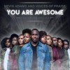 Product Image: Kevin Adams & Voices Of Praise - You Are Awesome ftg Melisa