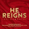 Product Image: Vincentl Bohanan - He Reigns (Instrumental)