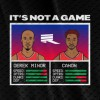 Product Image: Derek Minor & Canon - It's Not A Game