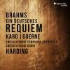 Product Image: Johannes Brahms, Swedish Radio Symphony Orchestra, Swedish Radio Choir, Daniel H - Ein Deutsches Requiem (op.45)
