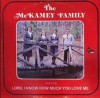 Product Image: The McKamey Family - Lord I Know How Much You Love Me