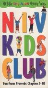 Product Image: NIV Kids Club - NIV Bible Sing Along Memory Songs: From Proverbs Chapters 1 - 20